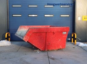 Puincontainer 1000 liter