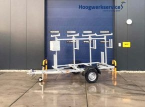 Steigeraanhanger Basic Carrier