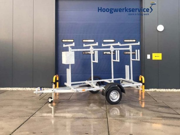 Steigeraanhanger Basic Carrier