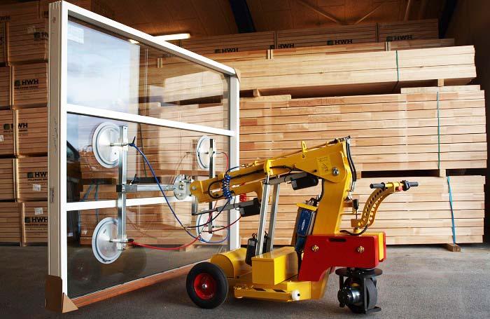 Glaslift huren - De juiste partner voor het huren van een Hoogwerker