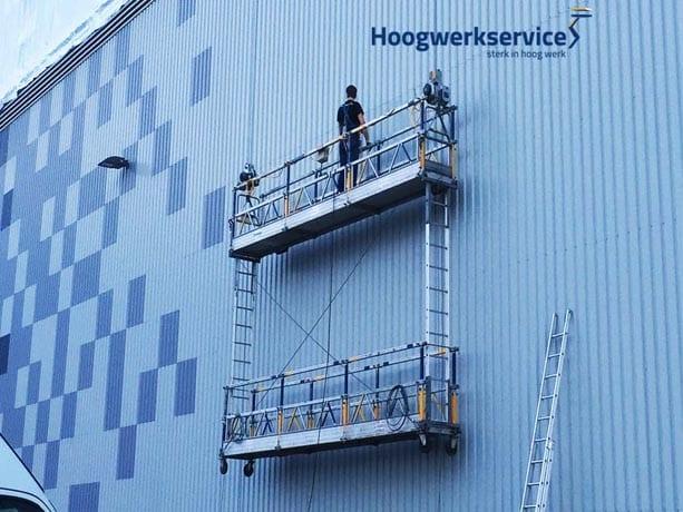 HWS 450 Double Deck