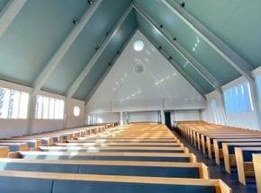 Kerken vervangen lampen naar LED